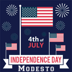 Modesto Independence Day